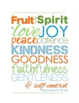 fruit of spirit color