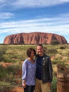 Uluru Red Rock - Australia