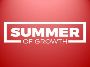 Summer of Growth Logo